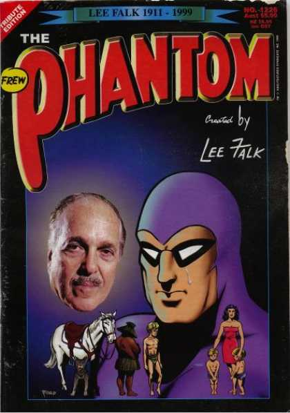 Phantom 1226 - The Phantom - Frew - Superhero - Lee Falk - Tribute Edition