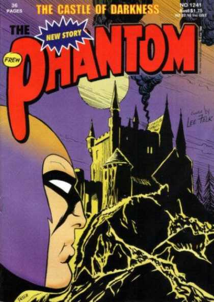 Phantom 1241 - Phantom - New Story - The Castle Of Darkness - Full Moon - Purple
