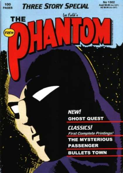 Phantom 1302 - Stars - Solar System - Purple Costume - Sleek - Solemn - Jim Shepherd