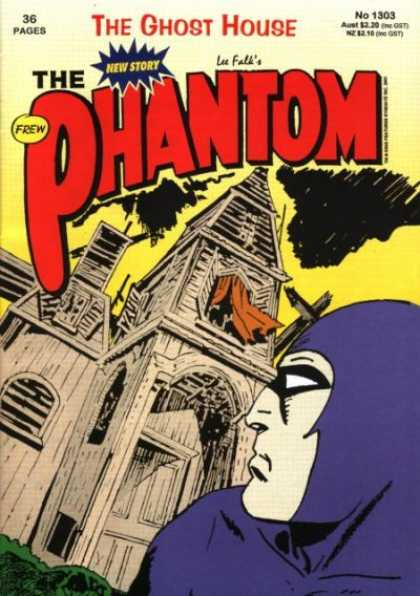 Phantom 1303 - Jim Shepherd