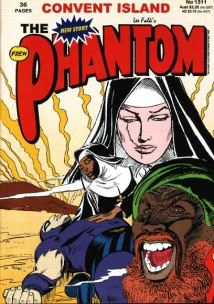 Phantom 1311 - Jim Shepherd