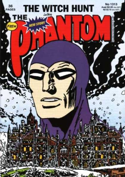 Phantom 1313 - Jim Shepherd