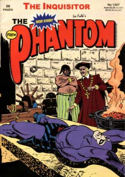 Phantom 1327 - Priest - Death - Killer - Power - Prison - Jim Shepherd