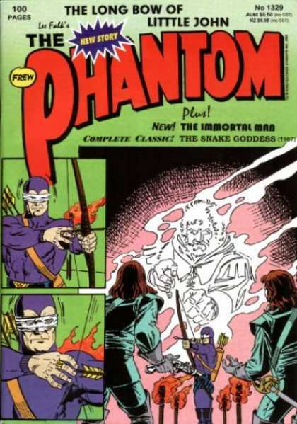 Phantom 1329 - Jim Shepherd, Paul Ryan