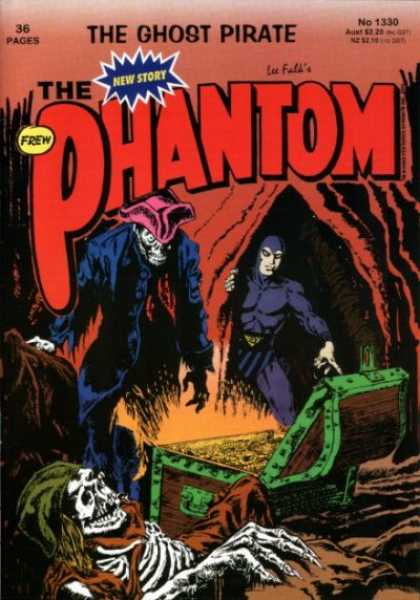 Phantom 1330 - Undeath - Zombie - The Ghost Pirate - Pirate - Ghost - Jim Shepherd