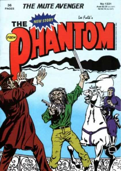 Phantom 1331 - Jim Shepherd