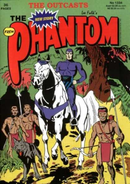 Phantom 1334 - Jim Shepherd