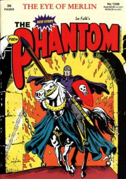 Phantom 1338 - Jim Shepherd