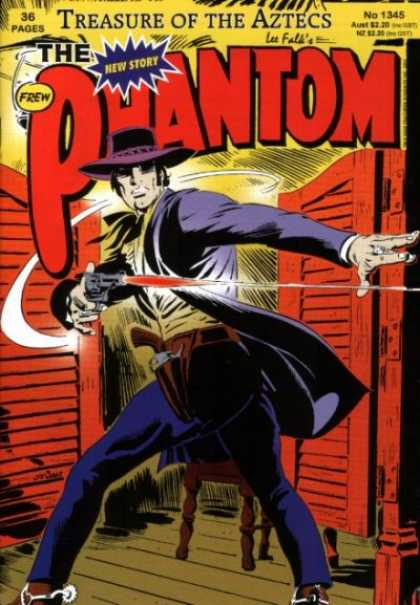 Phantom 1345 - Jim Shepherd