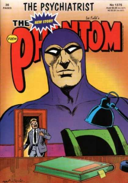 Phantom 1375 - The Office Dilemma - Missing Notes - The Case Of The Missing List - The Case Of The Green Book - The Missing Boss