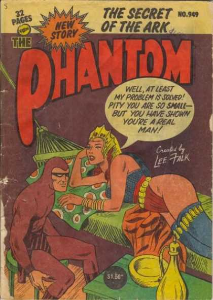 Phantom 949 - Small Man - Real Man - Sexy Woman - Mask - Problem Solved