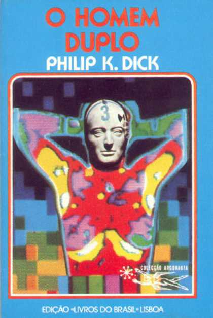 Philip K. Dick - A Scanner Darkly 13 (Portugese)