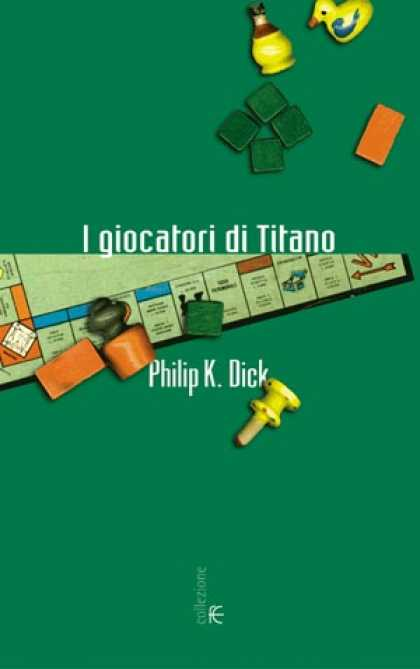 Philip K. Dick - The Game Players Of Titan 8 (Italian)