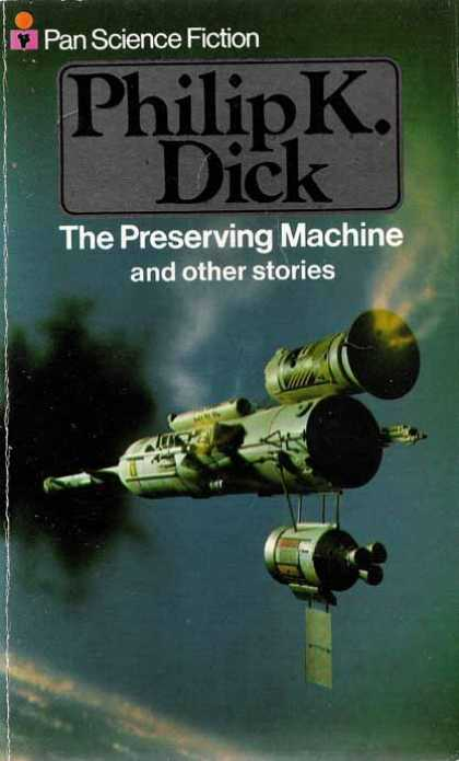 Philip K. Dick - The Preserving Machine 8