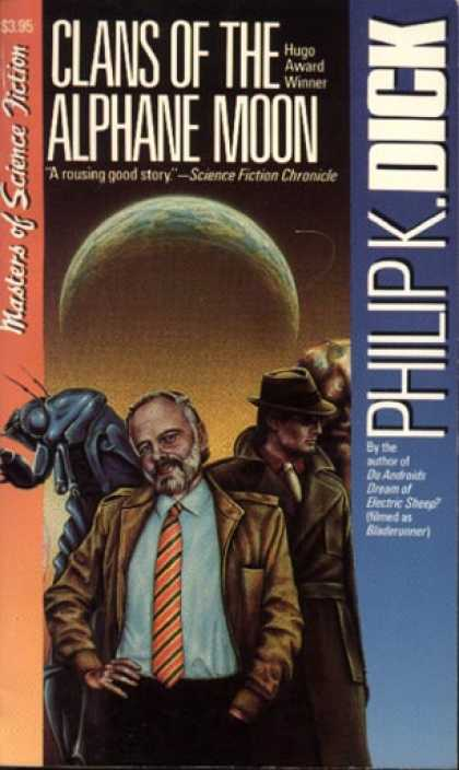 Philip K. Dick - Clans of the Alphane Moon 4