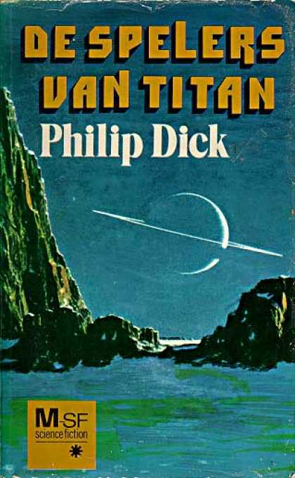 Philip K. Dick - The Game Players Of Titan 7 (Dutch)