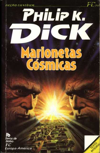 Philip K. Dick - Cosmic Puppets 15 (Portugese)