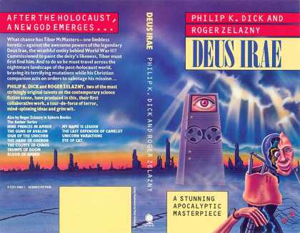 Philip K. Dick - Deus Irae 11 (British)