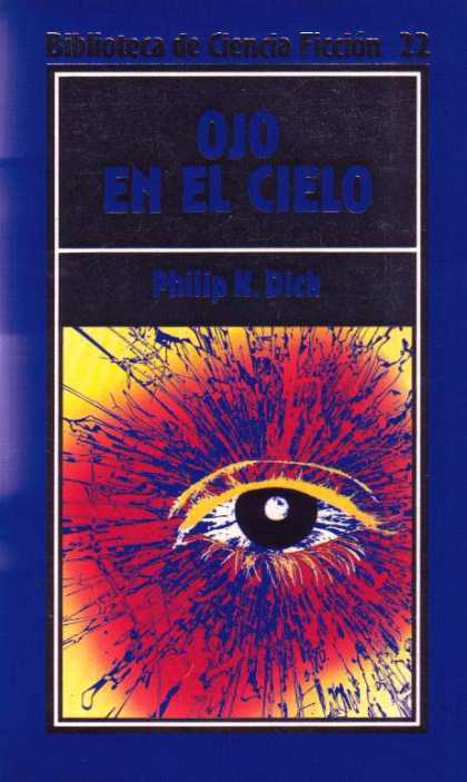 Philip K. Dick - Eye in The Sky 14 (Spanish)