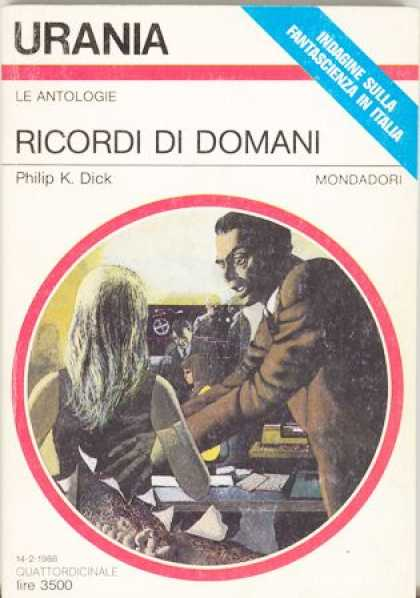 Philip K. Dick - I Hope I Shall Arrive Soon 3 (Italian)