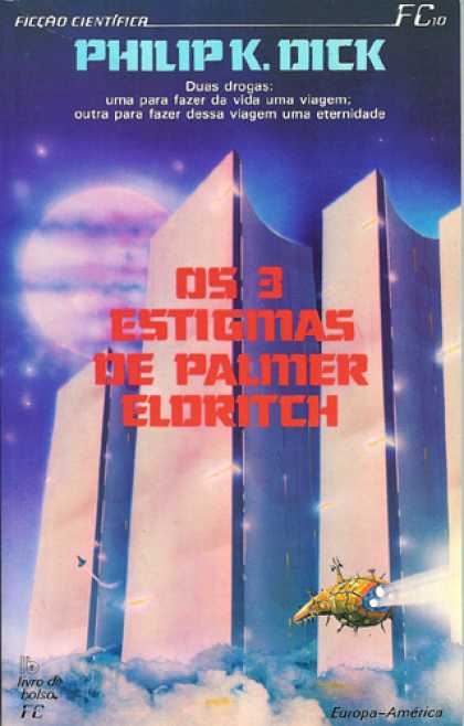 Philip K. Dick - The Three Stigmata of Palmer Eldritch 18 (Portugese)