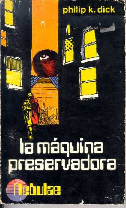 Philip K. Dick - The Preserving Machine 6 (Argentinian)