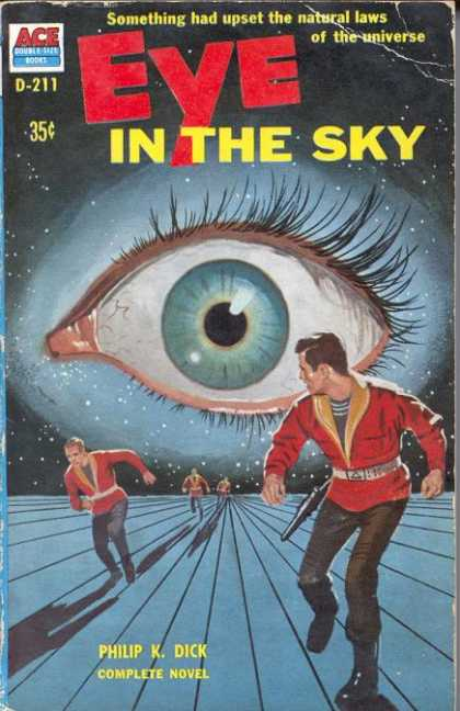 Philip K. Dick - Eye in The Sky 2
