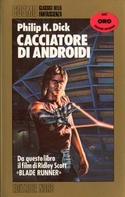 Philip K. Dick - Do Androids Dream of Electric Sheep 21 (Italian)