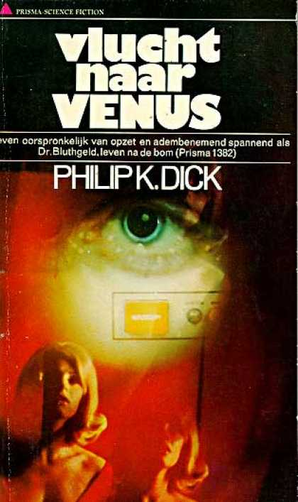 Philip K. Dick - The World Jones Made 8 (Dutch)