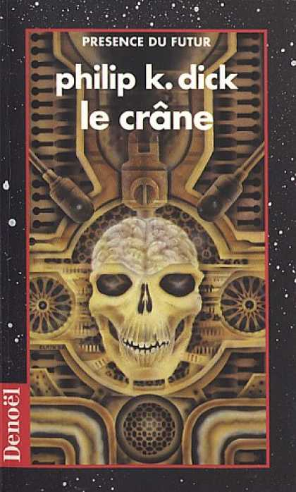 Philip K. Dick - Le Crane (French)
