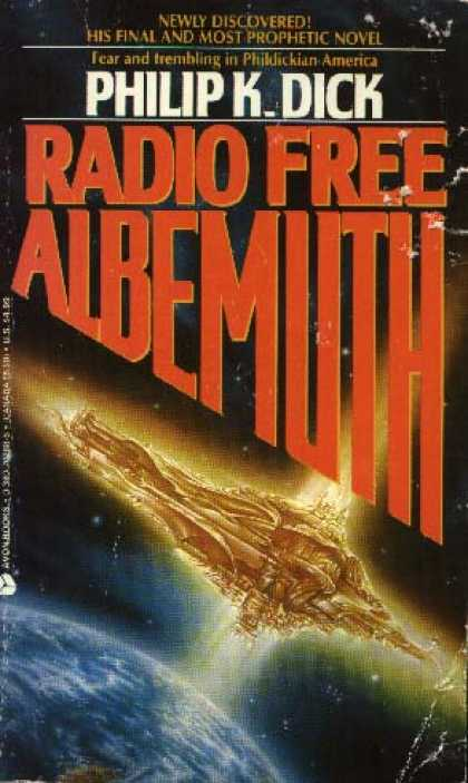Philip K. Dick - Radio Free Albemuth