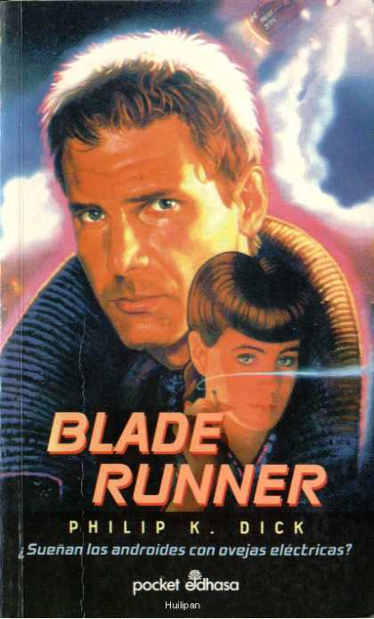 Philip K. Dick - Blade Runner 3 (Chile)