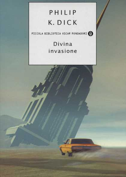 Philip K. Dick - The Divine Invasion 8 (Italian)