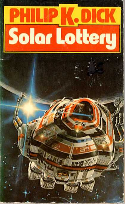 Philip K. Dick - Solar Lottery 7