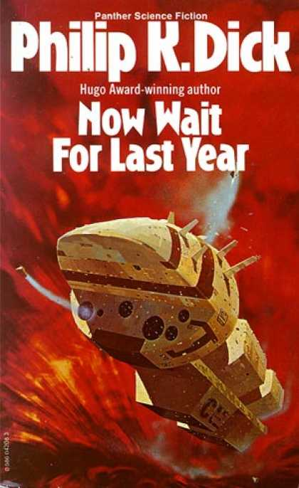 Philip K. Dick - Now Wait For Last Year 10
