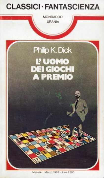 Philip K. Dick - Time Out Of Joint 14 (Italian)