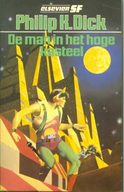 Philip K. Dick - The Man In The High Castle 12 (Dutch)