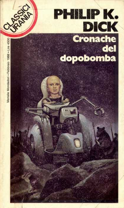 Philip K. Dick - Dr. Bloodmoney 12 (Italian)
