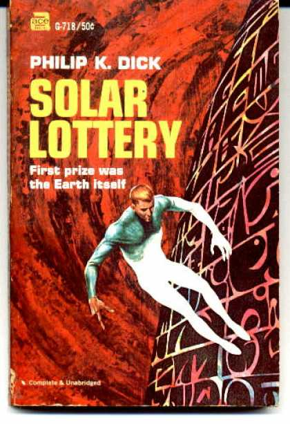 Philip K. Dick - Solar Lottery 6