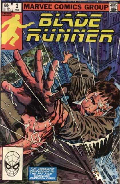 Philip K. Dick - Blade Runner Marvel Comic 2