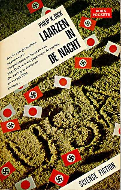 Philip K. Dick - The Man In The High Castle 11 (Dutch)