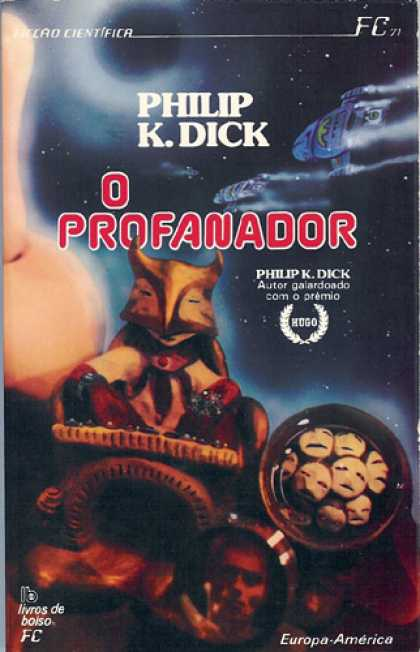 Philip K. Dick - The Man Who Japed 8 (Portugese)