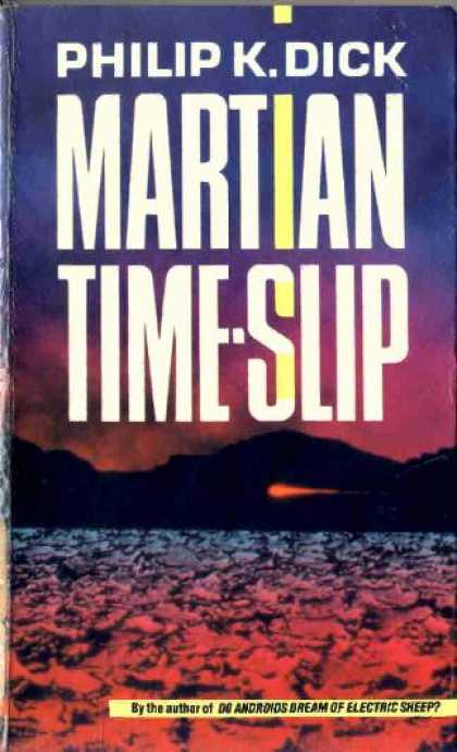 Philip K. Dick - Martian Time Slip 3