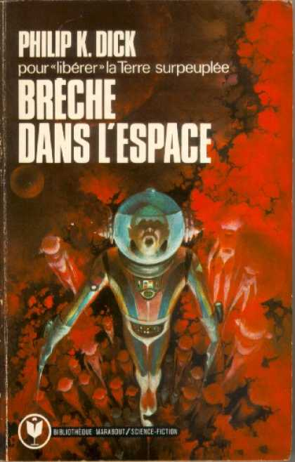 Philip K. Dick - The Crack In Space 6 (French)