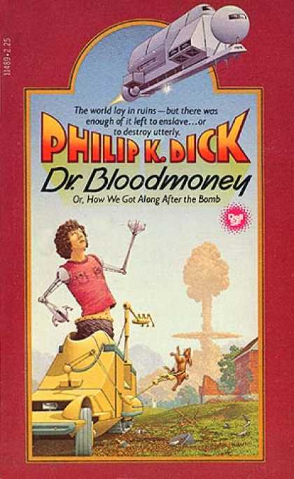 Philip K. Dick - Dr. Bloodmoney 8