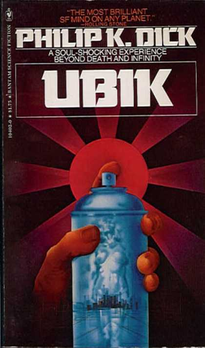 Philip K. Dick - Ubik 2