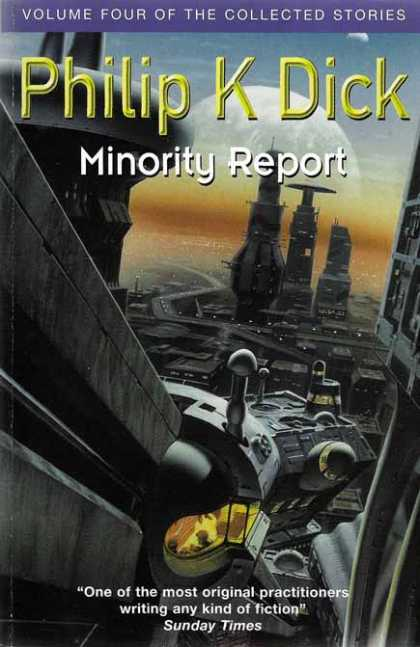 Philip K. Dick - Minority Report 4