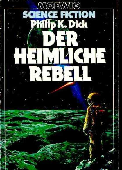 Philip K. Dick - The Man Who Japed 9 (German)