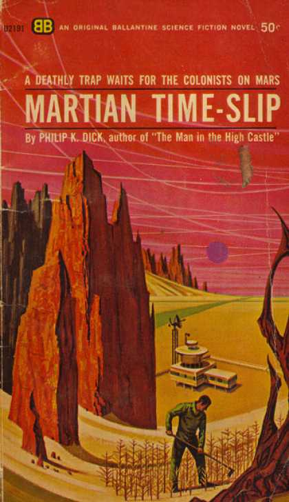 Philip K. Dick - Martian Time Slip 4