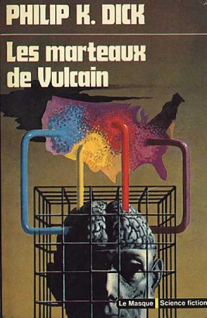 Philip K. Dick - Vulcan's Hammer 4 (French)